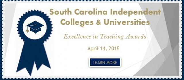 2015 Excellence in Teaching Awards