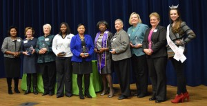 SMC 2015 Pioneering Women Award winners