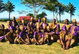 Ugandan Thunder Children's Choir to perform Feb 16