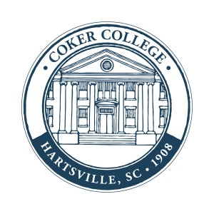 Coker_College_Medallion_Blue
