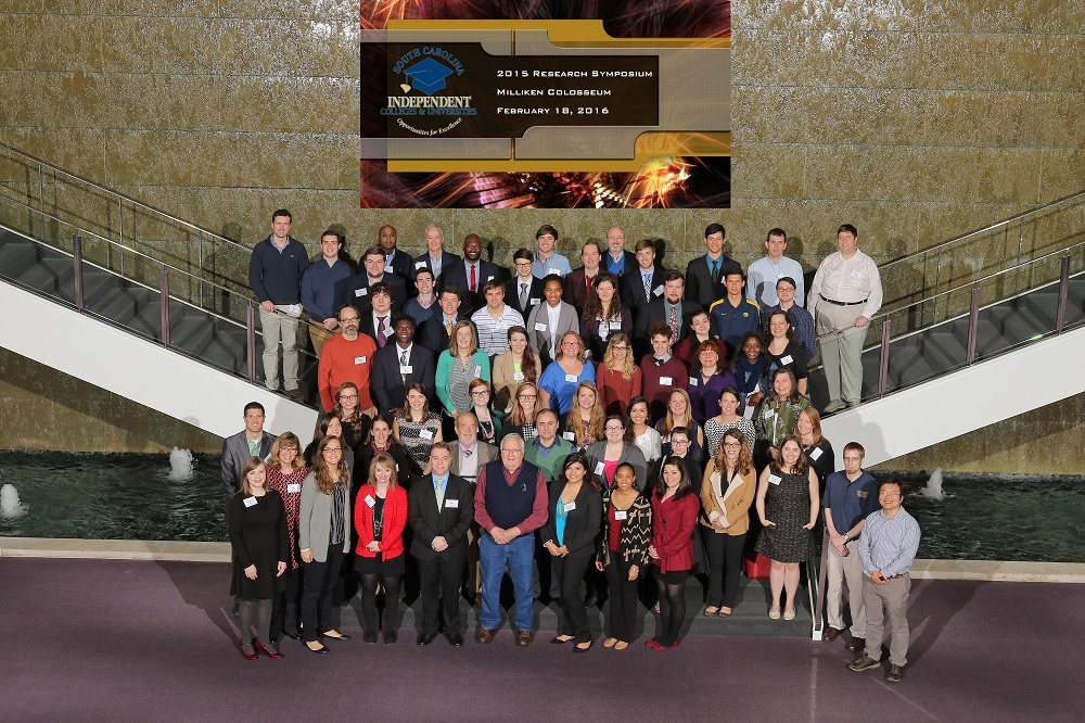 2016 Research Symposium - Group Photo - 2