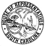 SC House of Representatives seal