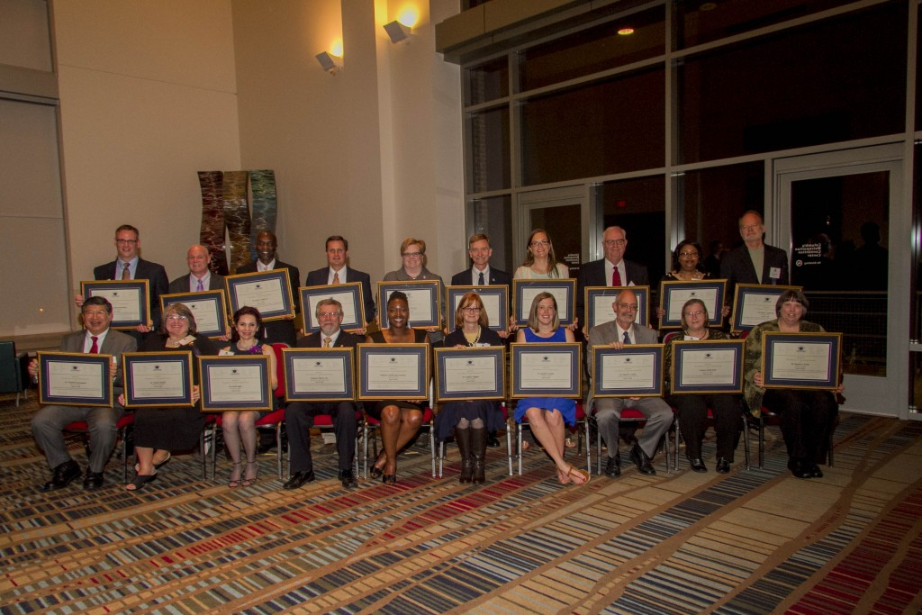 SCICU 2016 Excellence In Teaching Award Winners