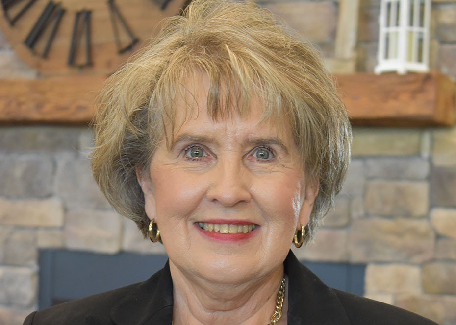 Sue Rickman has been elected as new chair of the Southern Wesleyan University Board of Trustees.