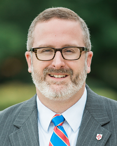 North Greenville University President Dr. Gene C. Fant, Jr. has announced that Dr. Nathan A. Finn will become the university's chief academic officer on June 1, 2018, with the title of provost and dean of the university faculty.