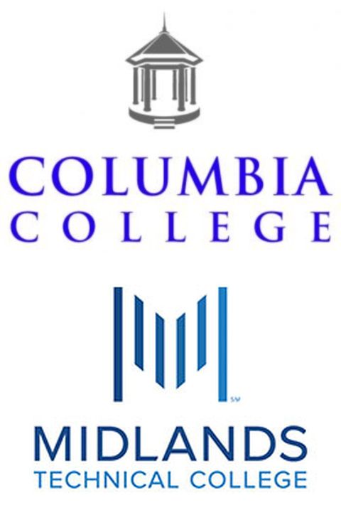 Columbia College and Midlands Technical College sign agreement on May 3 that creates a seamless transition for students to earn Associate in Science Degrees in Nursing from Midlands Technical College and Bachelor of Science Degrees in Nursing at Columbia College.