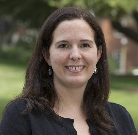 Liz Bouzarth, associate professor of mathematics at Furman University, has received a Math and Computer Science Faculty Mentoring Award from the Council on Undergraduate Research (CUR).