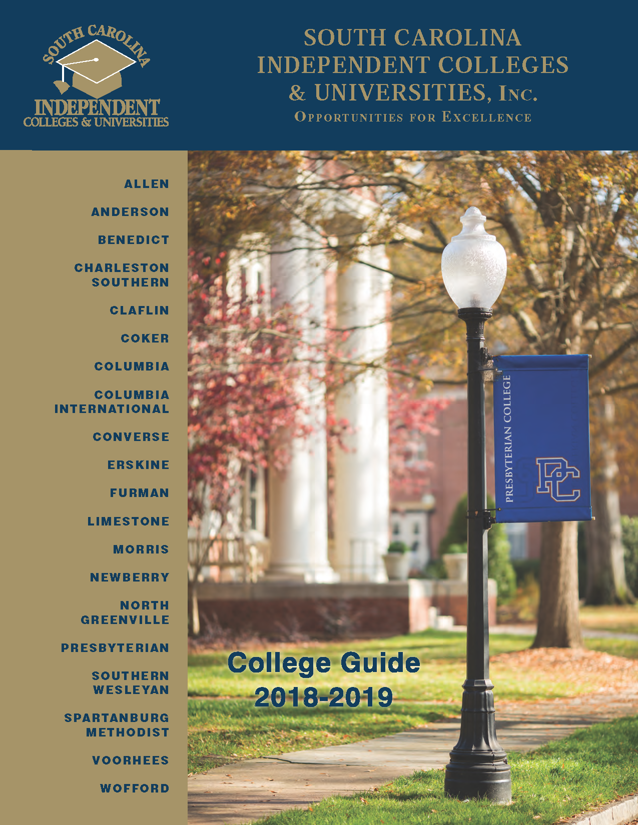 SCICU-2018-19 College Guide