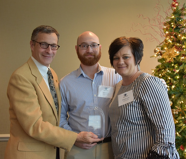 Erskine College received the highest participation award for the 2018 SCICU Legislative Letter-Writing Campaign.