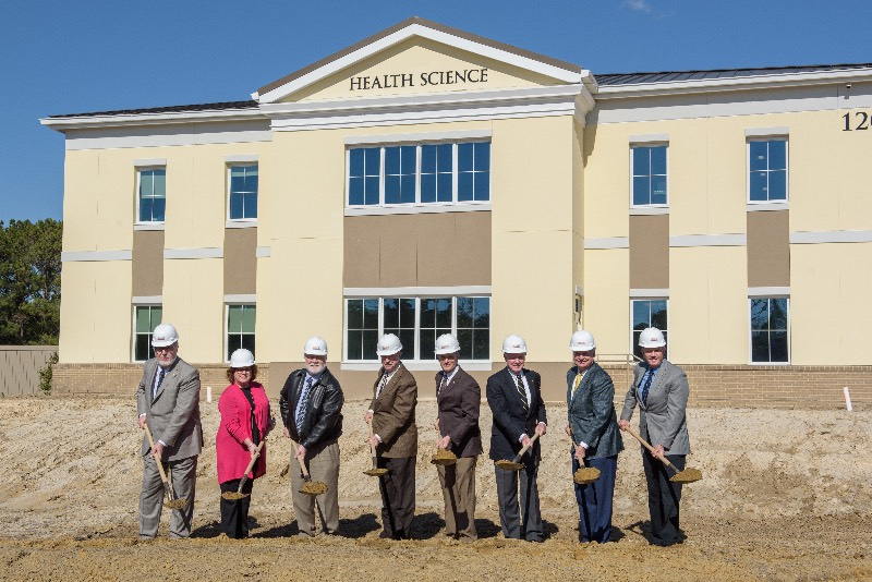 Charleston Southern University is expanding its health sciences facilities to add more science classrooms and to house the planned physical therapy program.