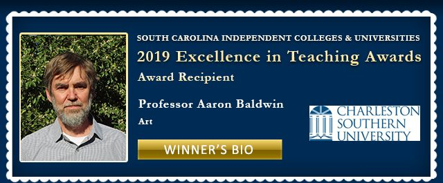 Professor Aaron Baldwin, Charleston Southern University